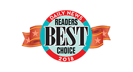Daily News Readers Best Choice Award 2018 - The Law Office of Kenneth L. Snyder